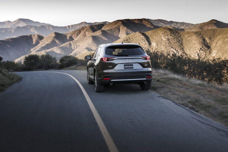 2018 Mazda CX-9 - Exterior Rear