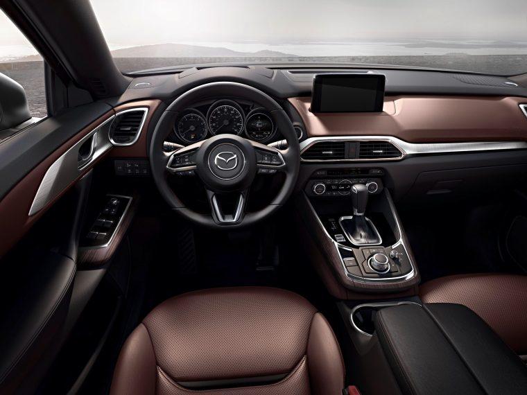 2018 Mazda CX-9 - Interior Drivers Cockpit