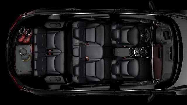 2018 Mazda CX-9 - Interior Layout