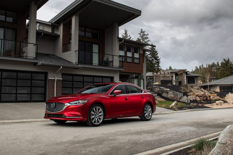 2018 Mazda6 - Exterior Drivers Side