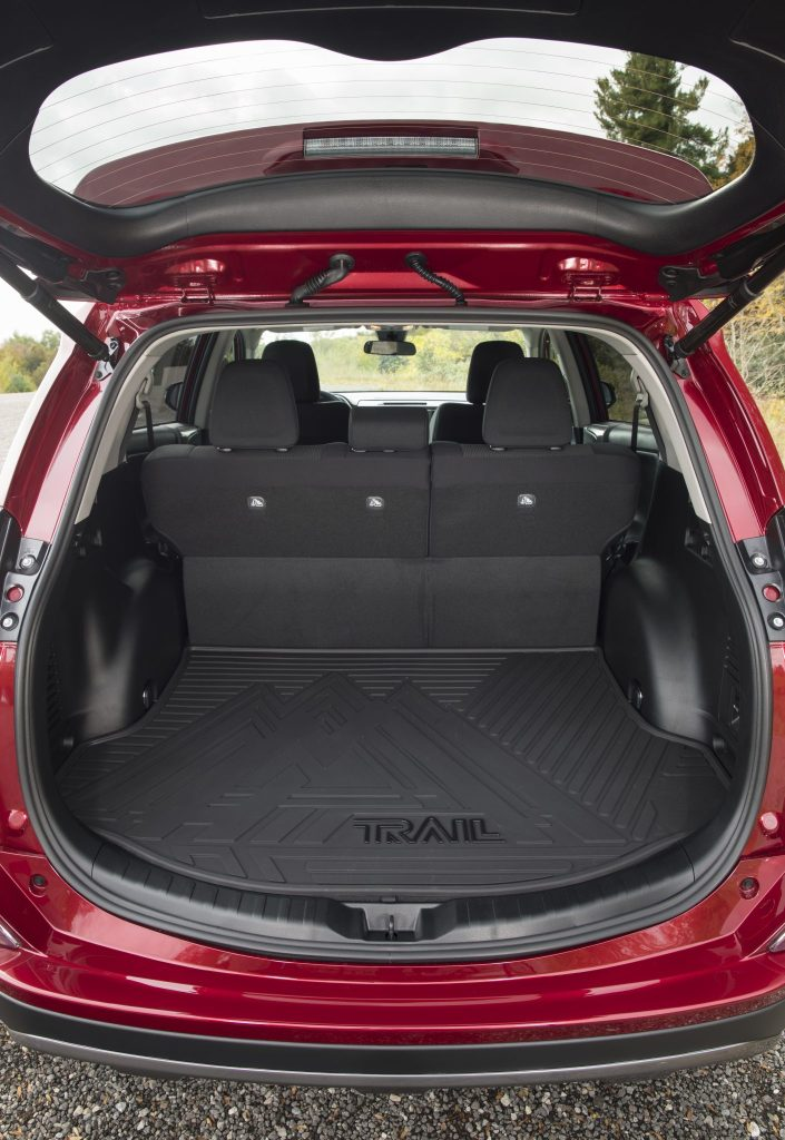 2018 Toyota RAV4 - Interior Trunk