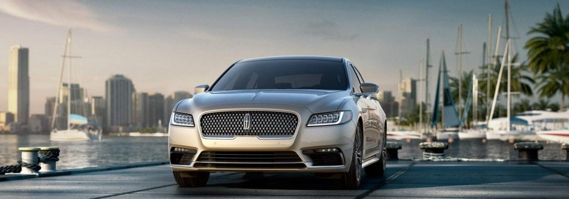 2018 Lincoln Continental - Exterior Cover