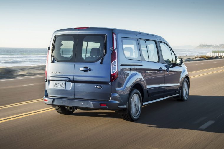 With space for up to seven, 2019 Ford Transit Connect Wagon easily switches from work to play to accommodate entrepreneurial small business needs, hobbies and grandkids. Transit Connect Wagon offers segment-exclusive diesel engine and new driver-assist technologies, including standard Automatic Emergency Braking.