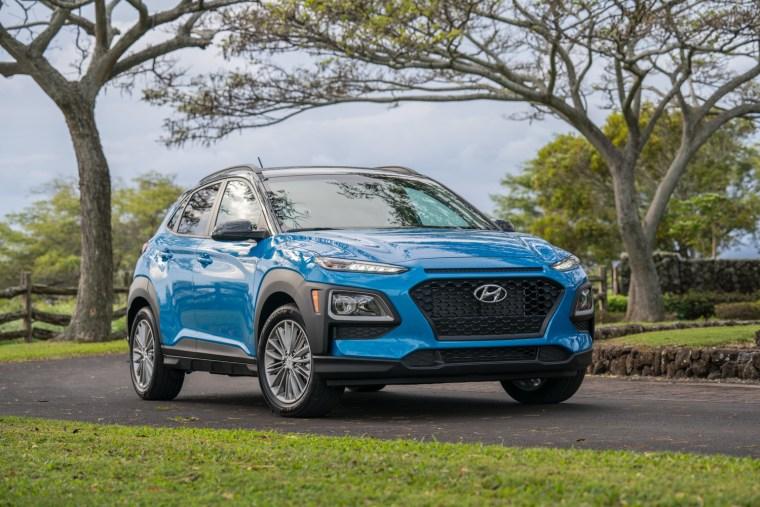 2018 Hyundai KONA 2.0L - Exterior Front