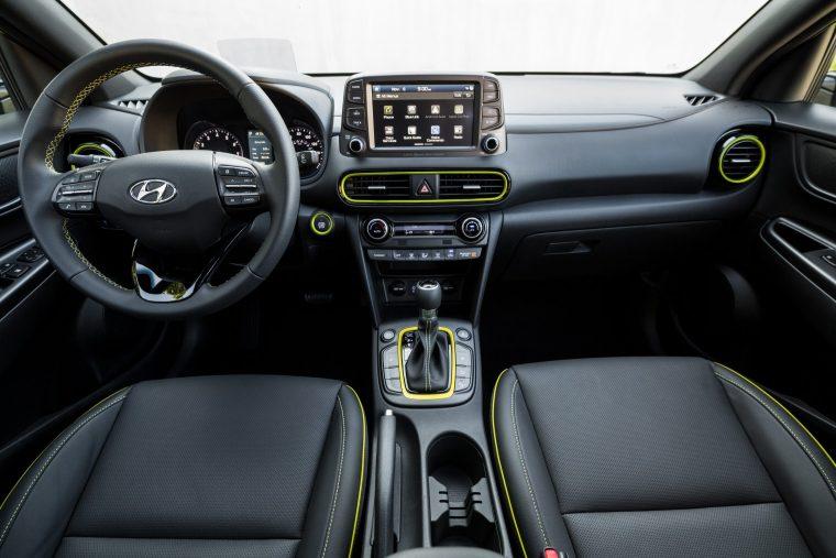 2018 Hyundai KONA - Interior Front Seats