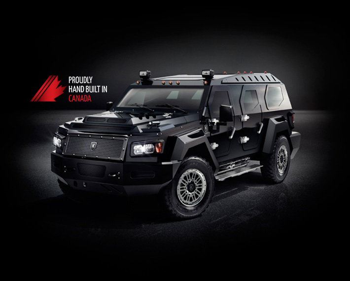 Conquest Vehicles - Knight XV - Exterior