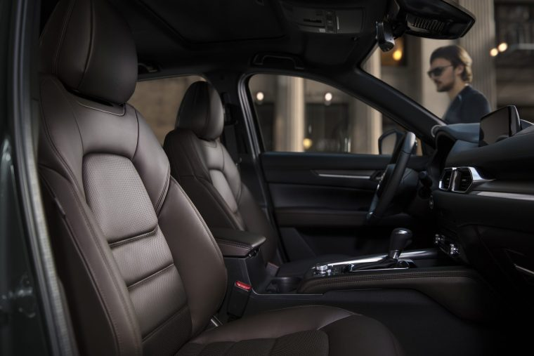 2019 Mazda CX-5 - Interior Front Seats