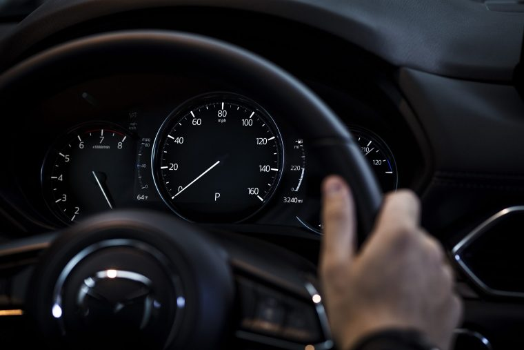 2019 Mazda CX-5 - Interior Instrumentation