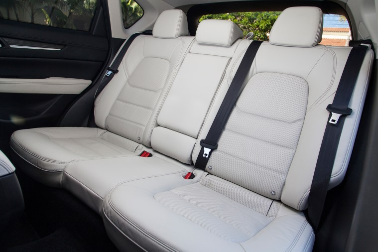 Mazda CX-5 - Interior Rear Seats