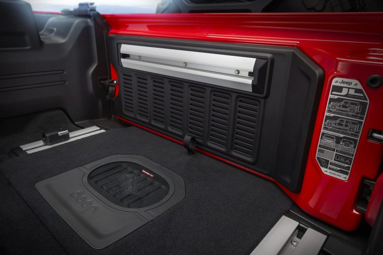 2019 Jeep® Wrangler Rubicon