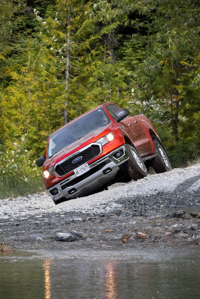 2019 Ford Ranger - Offroad #10