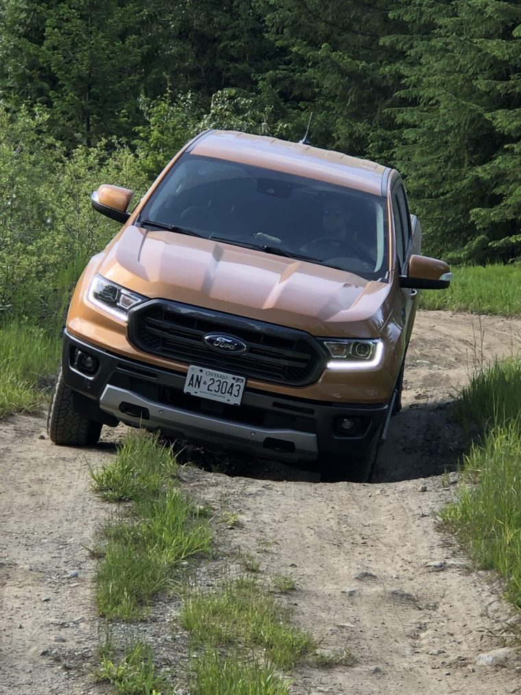 2019 Ford Ranger - Offroad #2