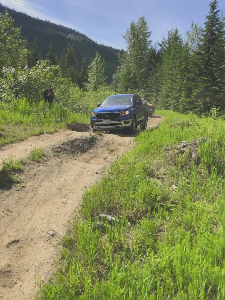 2019 Ford Ranger - Offroad #6