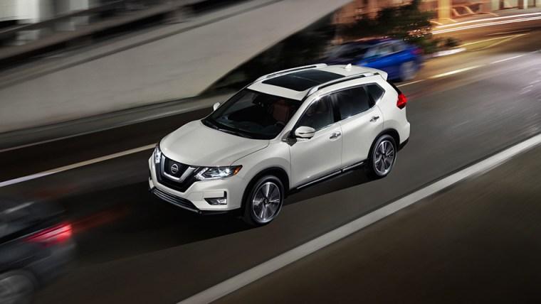 2019 Nissan Rogue - Exterior Driving