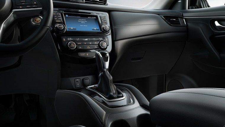 2019 Nissan Rogue - Interior Media Console