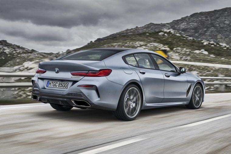 2019 BMW M850i - Exterior #1