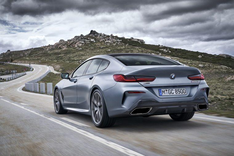 2019 BMW M850i - Exterior #2