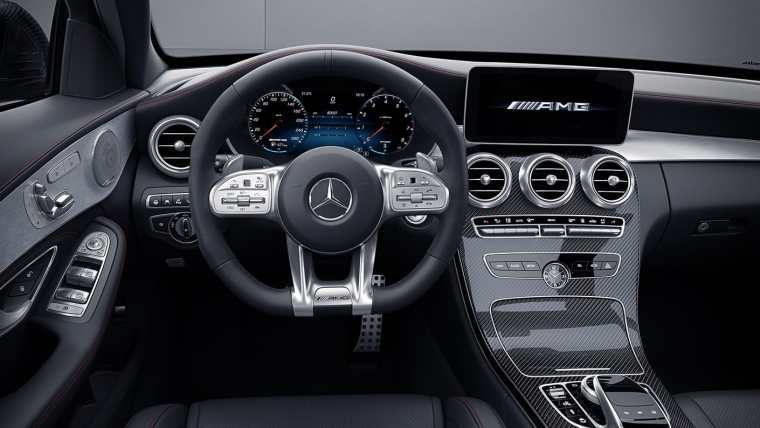 2019 Mercedes-AMG C 43 4MATIC