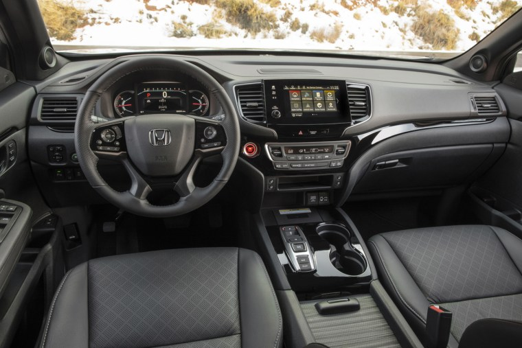 2019 Honda Passport - Front Seats
