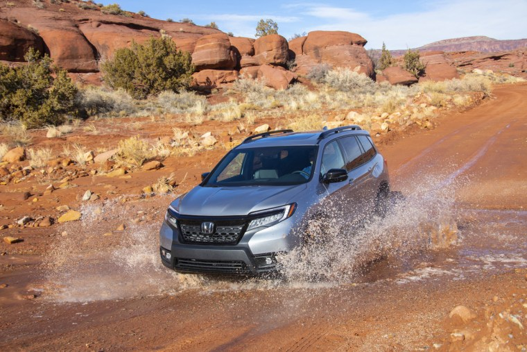 2019 Honda Passport - Off Road