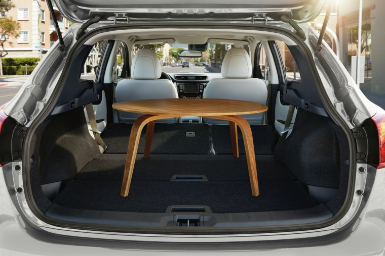 2019 Nissan Qashqai - Interior Cargo