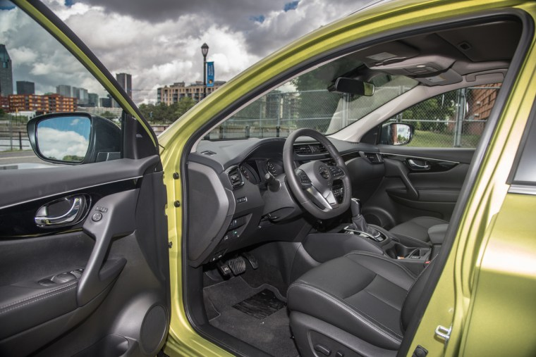 2019 Nissan Qashqai - Interior Front