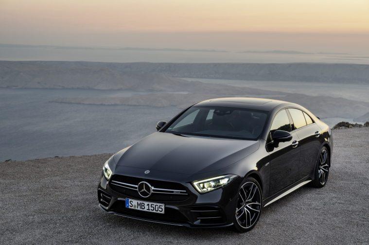 2019-Mercedes-Benz-CLS-53-AMG-Exterior-Front
