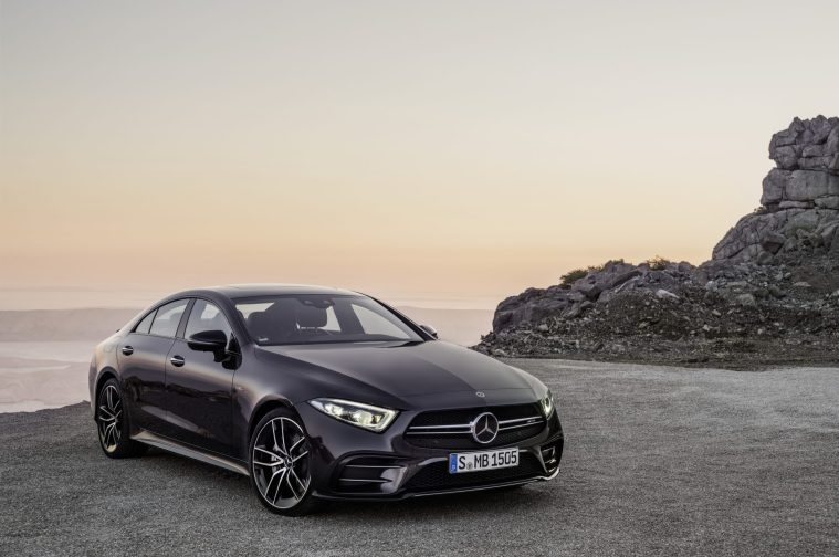 2019-Mercedes-Benz-CLS-53-AMG-Exterior-Side