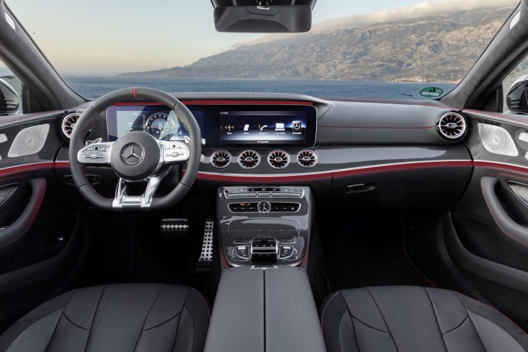 2019-Mercedes-Benz-CLS-53-AMG-Interior-Dash