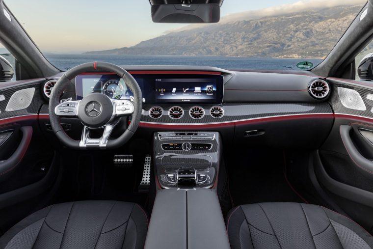 2019-Mercedes-Benz-CLS-53-AMG-Interior-Dash