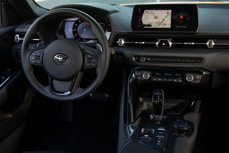 2020 Toyota Supra - Interior Cabin