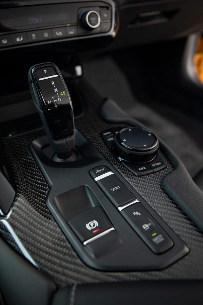 2020 Toyota Supra - Interior Console
