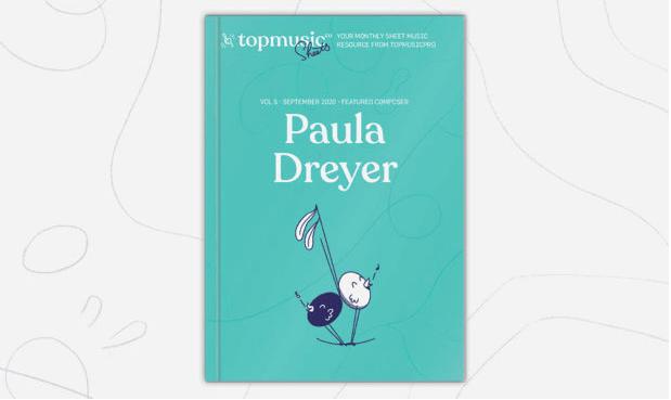 rote composition TMS vol 5 Paula Dreyer