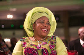 Patience Jonathan withdraws $100,000 from her unblocked Skye Bank account