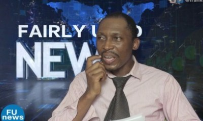 """Watch Frank Donga's Funny New Skit """"Fairly Used News"""""""