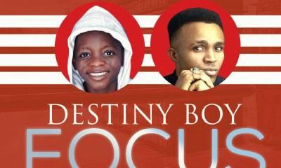 New Music: Destiny Boy – Focus (Cover)