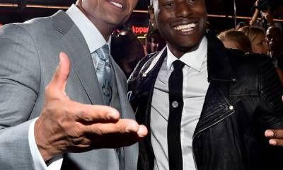 Tyrese Begs The Rock To Delay Fast and Furious Solo Movie