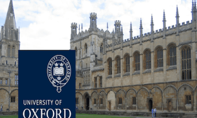 Apply: St Cross Worldwide  Scholarships At The University Of Oxford In The UK