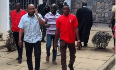 See The Faces Of Two Bankers Arrested By EFCC For N27 Million Fraud