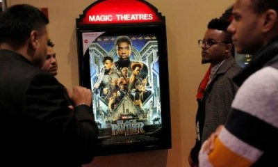 #BlackPanther rakes in $500m, becomes 10th Highest Grossing Movie