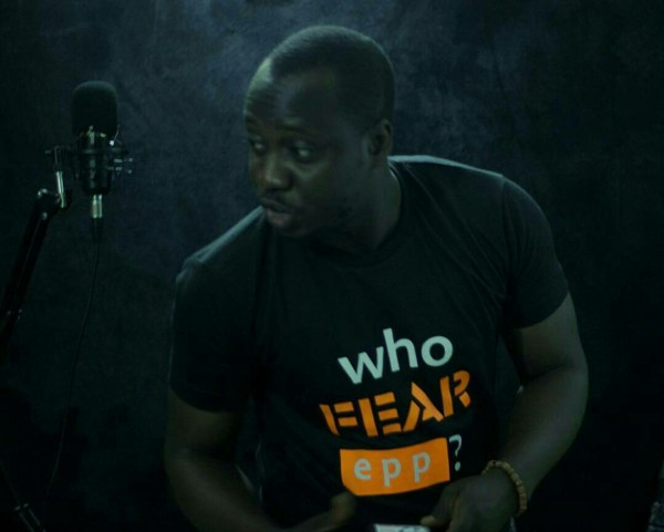 """Fear Is NOT A Spirit. It Is Learned And Can Be Unlearned"" -  Olusegun ""Cheggon"" Olaoke, Fear Doctor."