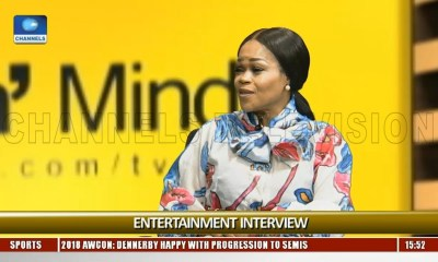 Actress Shaffy Bello reveals on Family, Acting & Music on Rubbin' Minds | Watch!