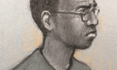 Man Accused Of Killing Dad On Train Says He's Innocent Until Proven Guilty
