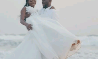 Here's Why Simi And Adekunle Gold's Wedding Was Private