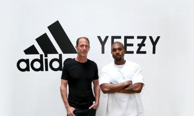 Kanye West Eyes Creative Director Role At Adidas