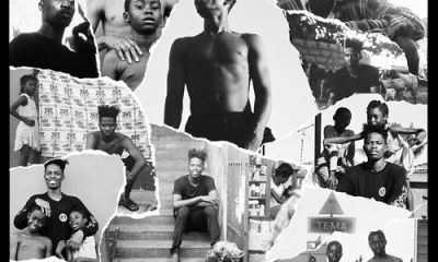 "Kwesi Arthur - ""Live From Nkrumah Krom Vol. II (Home Run)."