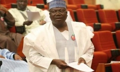 People are ignorant about our job - Lawan defends Senators' N13.5m running cost