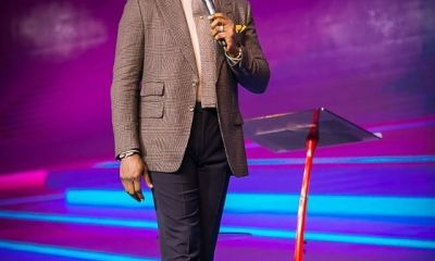 COZA pastor returns to the pulpit amidst rape scandal