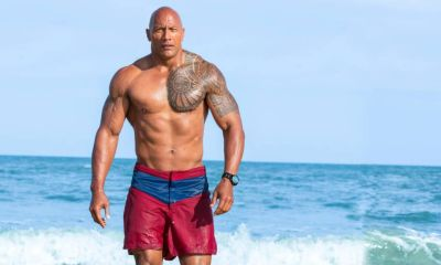 'The Rock' leads Forbes' list of highest-paid actors 2019