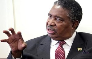 Former Zimbabwean vice president Mphoko flees over corruption charges